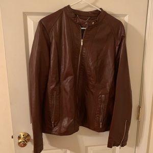 Worthington Faux Leather jacket